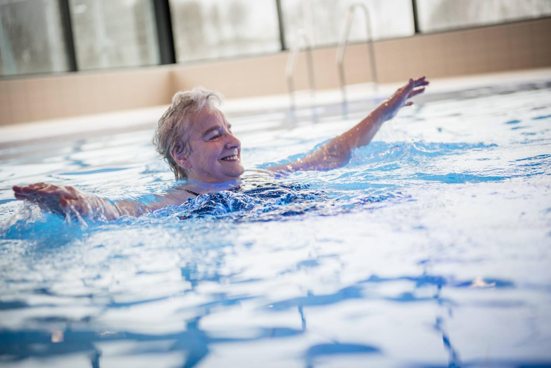 Medisch zwemmen (zonder begeleiding)